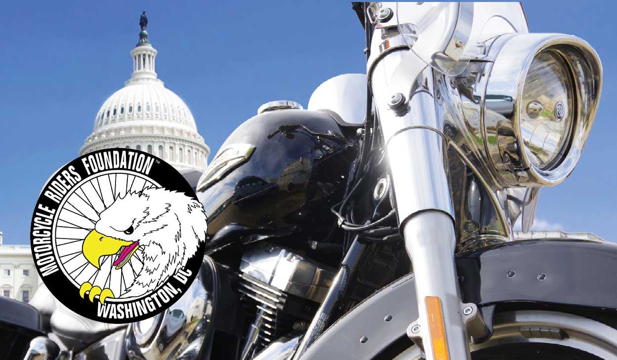 Motorcycle Riders Foundation Announces Organizational Changes